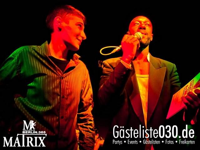 https://www.gaesteliste030.de/Partyfoto #77 Matrix Berlin vom 01.11.2012