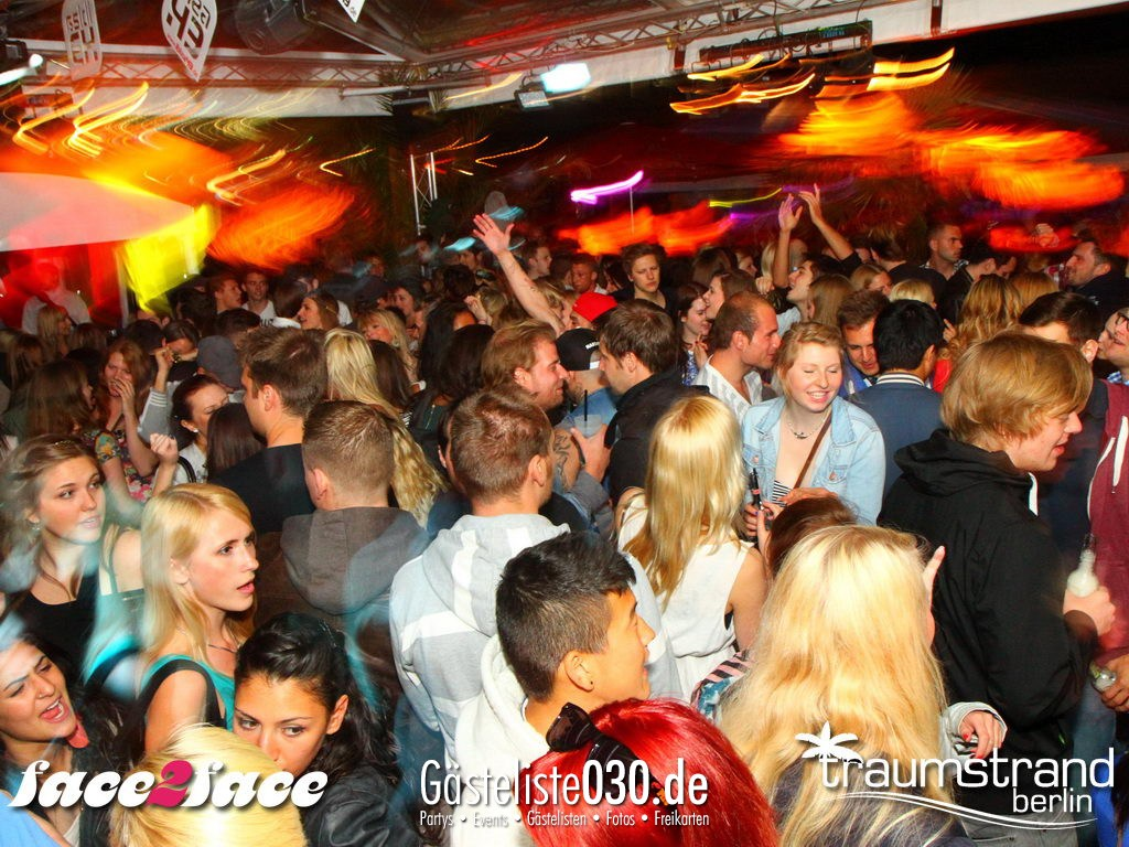 Partyfoto #49 Traumstrand Berlin 25.05.2011 Face2Face