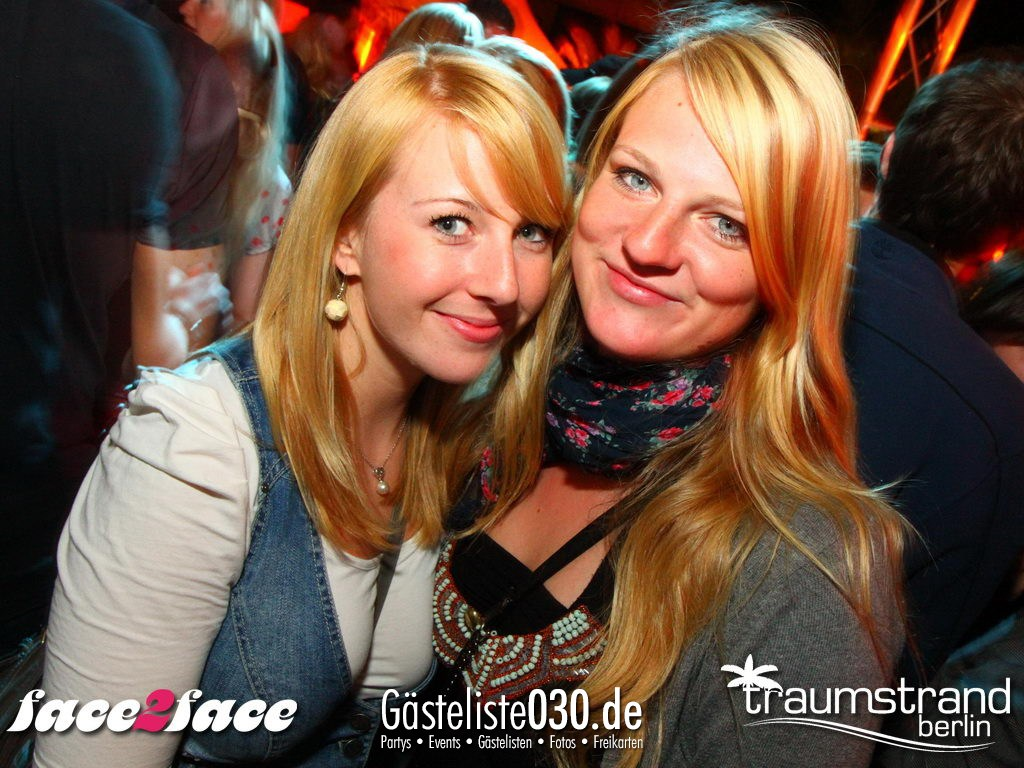 Partyfoto #48 Traumstrand Berlin 25.05.2011 Face2Face