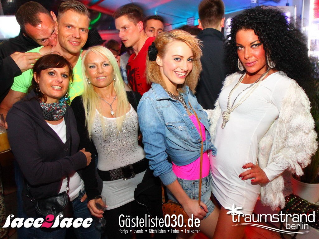Partyfoto #51 Traumstrand Berlin 25.05.2011 Face2Face