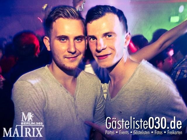 https://www.gaesteliste030.de/Partyfoto #46 Matrix Berlin vom 14.09.2012