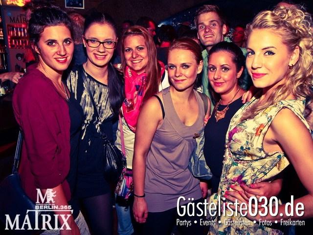 https://www.gaesteliste030.de/Partyfoto #52 Matrix Berlin vom 14.09.2012