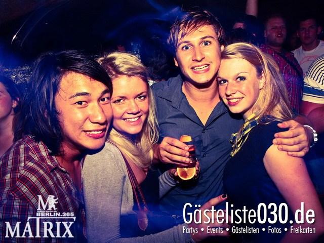https://www.gaesteliste030.de/Partyfoto #83 Matrix Berlin vom 14.09.2012