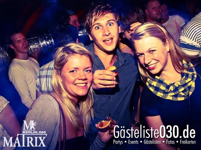 https://www.gaesteliste030.de/Partyfoto #66 Matrix Berlin vom 14.09.2012