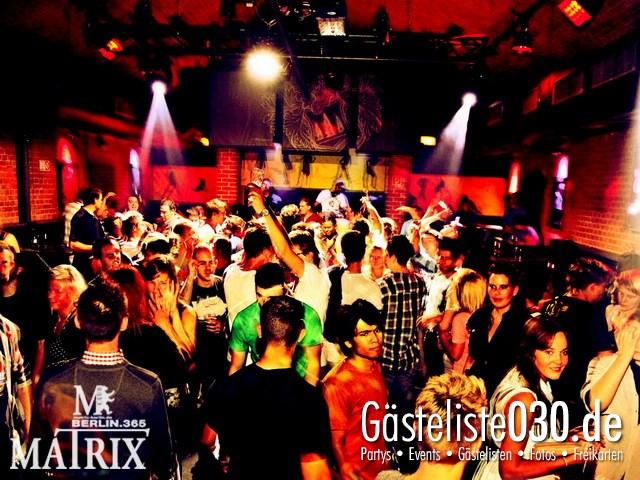 https://www.gaesteliste030.de/Partyfoto #67 Matrix Berlin vom 14.09.2012