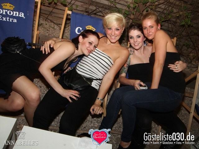 https://www.gaesteliste030.de/Partyfoto #29 Annabelle's Berlin vom 15.06.2012