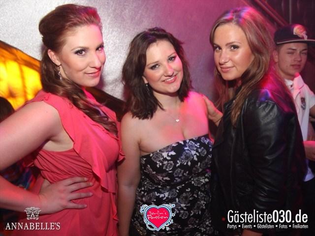 https://www.gaesteliste030.de/Partyfoto #28 Annabelle's Berlin vom 15.06.2012