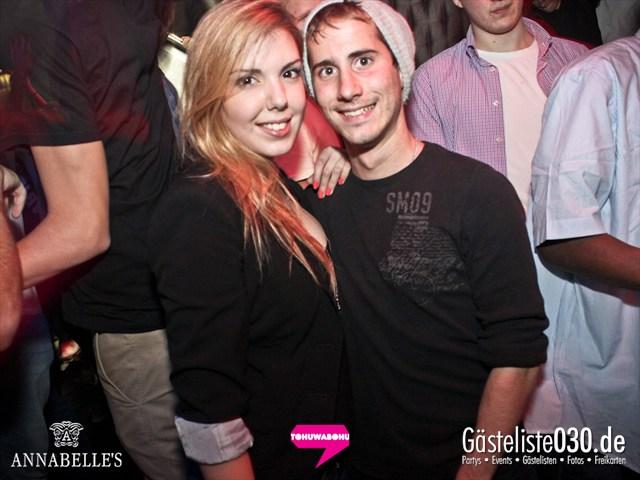 https://www.gaesteliste030.de/Partyfoto #88 Annabelle's Berlin vom 23.11.2012