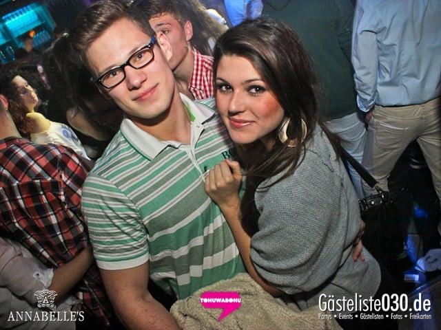 https://www.gaesteliste030.de/Partyfoto #4 Annabelle's Berlin vom 23.11.2012