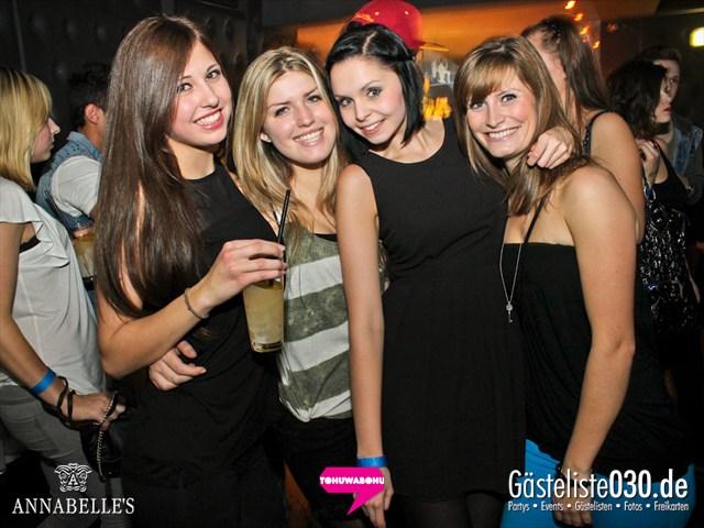 https://www.gaesteliste030.de/Partyfoto #8 Annabelle's Berlin vom 23.11.2012