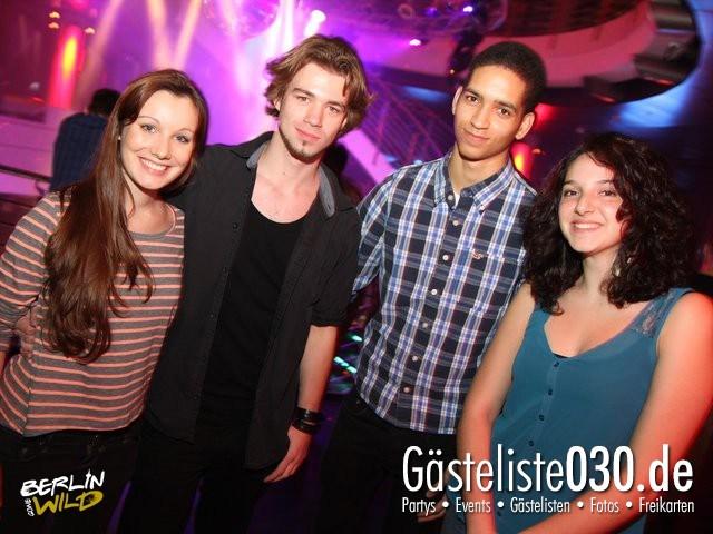 Partypics E4 03.11.2012 Berlin Gone Wild  meets Capital Delight