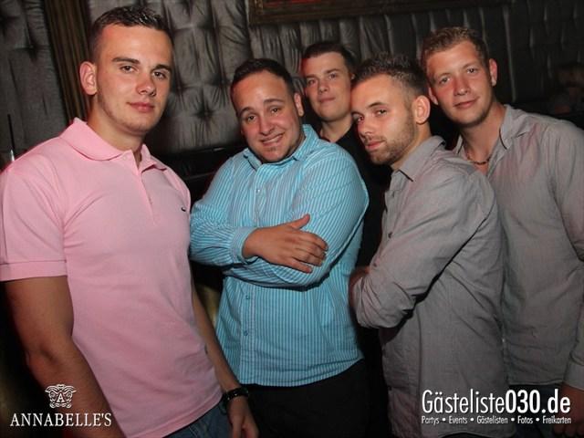 https://www.gaesteliste030.de/Partyfoto #5 Annabelle's Berlin vom 13.07.2012