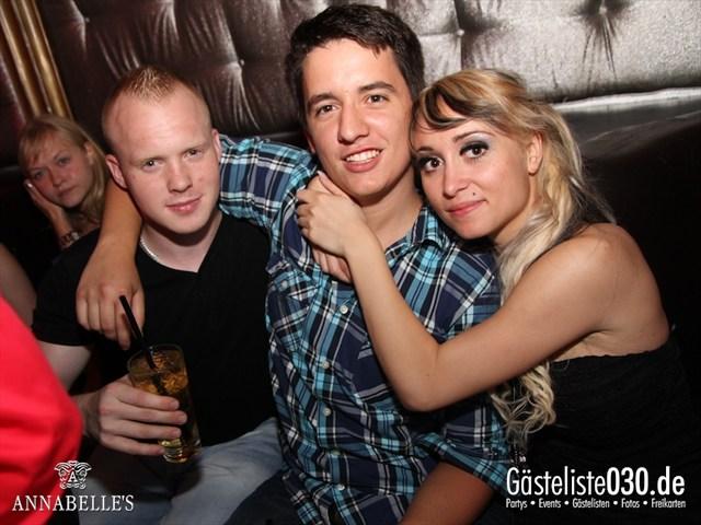 https://www.gaesteliste030.de/Partyfoto #11 Annabelle's Berlin vom 13.07.2012