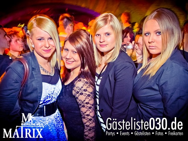 https://www.gaesteliste030.de/Partyfoto #75 Matrix Berlin vom 22.02.2013