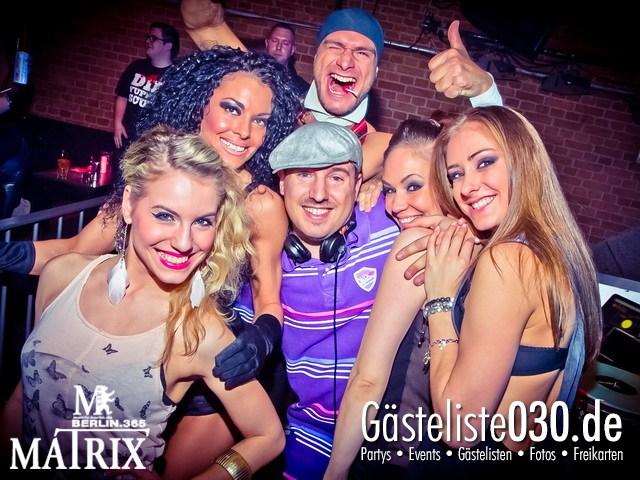 https://www.gaesteliste030.de/Partyfoto #101 Matrix Berlin vom 22.02.2013