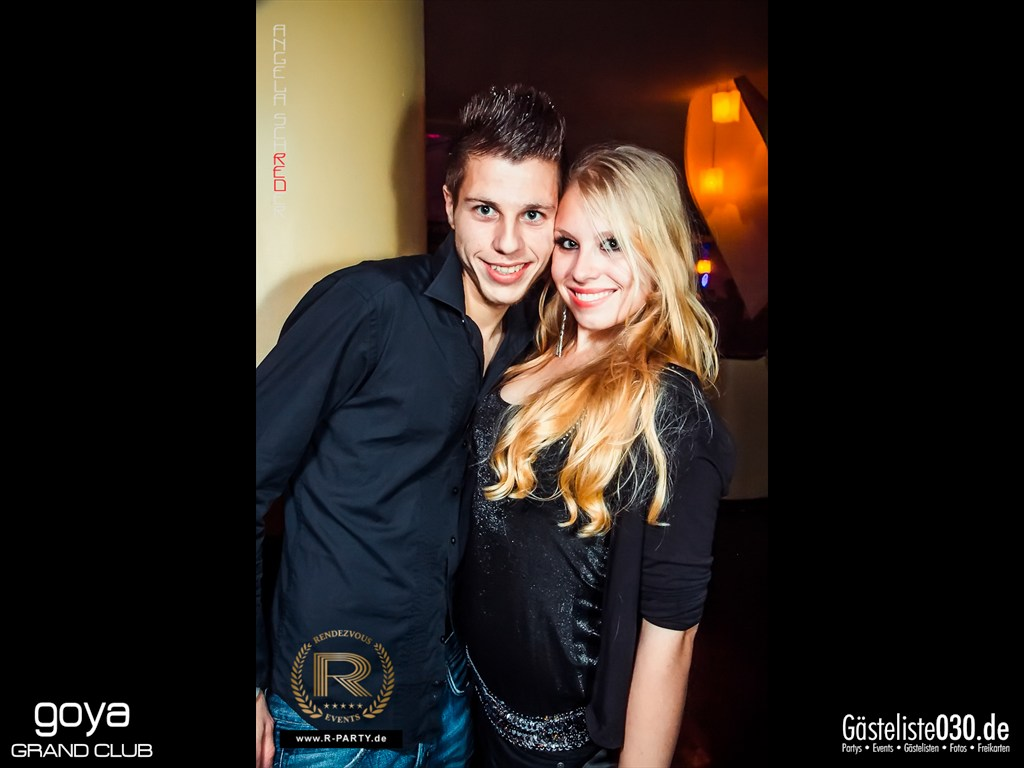 Partyfoto #48 Goya 27.10.2012 Rendezvous pres. Extravagance Party