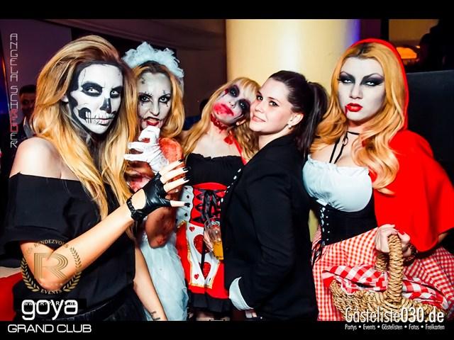 https://www.gaesteliste030.de/Partyfoto #74 Goya Berlin vom 27.10.2012