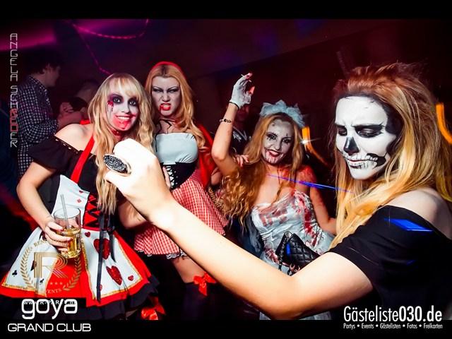 https://www.gaesteliste030.de/Partyfoto #52 Goya Berlin vom 27.10.2012