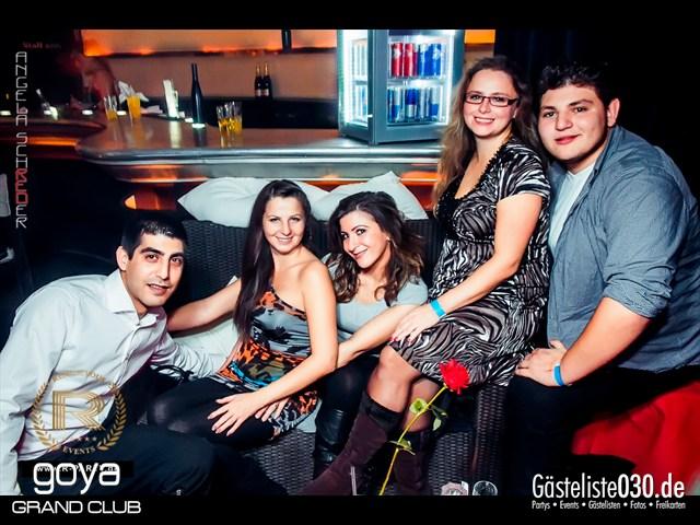 https://www.gaesteliste030.de/Partyfoto #65 Goya Berlin vom 27.10.2012