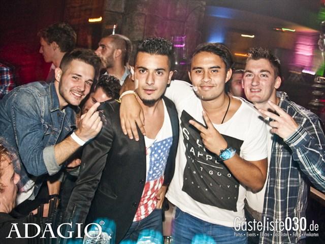 https://www.gaesteliste030.de/Partyfoto #3 Adagio Berlin vom 06.09.2013