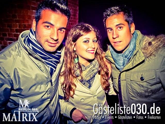 https://www.gaesteliste030.de/Partyfoto #60 Matrix Berlin vom 06.10.2012