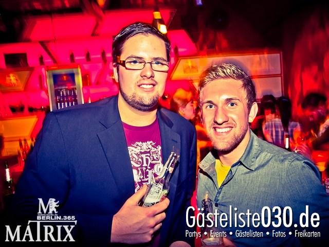 https://www.gaesteliste030.de/Partyfoto #19 Matrix Berlin vom 06.10.2012