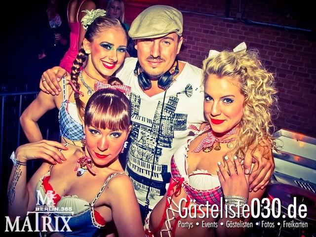 https://www.gaesteliste030.de/Partyfoto #66 Matrix Berlin vom 06.10.2012