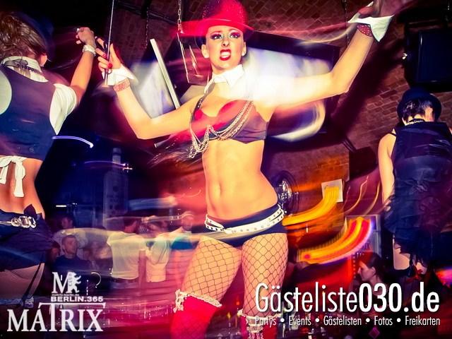 https://www.gaesteliste030.de/Partyfoto #36 Matrix Berlin vom 06.10.2012