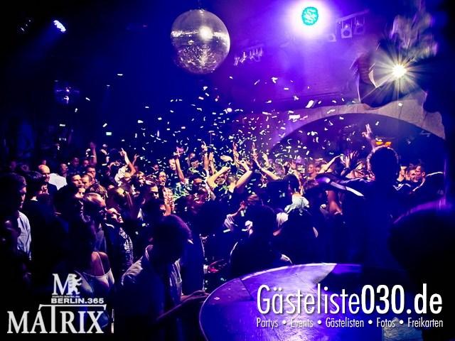 https://www.gaesteliste030.de/Partyfoto #62 Matrix Berlin vom 06.10.2012