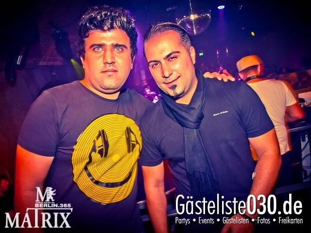 https://www.gaesteliste030.de/Partyfoto #33 Matrix Berlin vom 06.10.2012