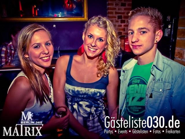 https://www.gaesteliste030.de/Partyfoto #38 Matrix Berlin vom 06.10.2012