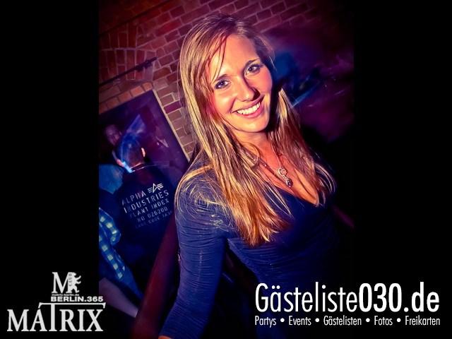 https://www.gaesteliste030.de/Partyfoto #91 Matrix Berlin vom 06.10.2012