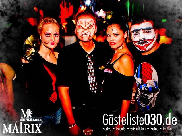 https://www.gaesteliste030.de/Partyfoto #208 Matrix Berlin vom 02.11.2012