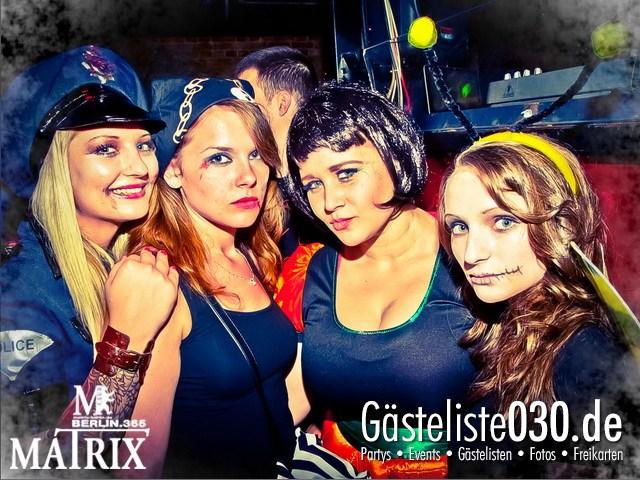 https://www.gaesteliste030.de/Partyfoto #189 Matrix Berlin vom 02.11.2012