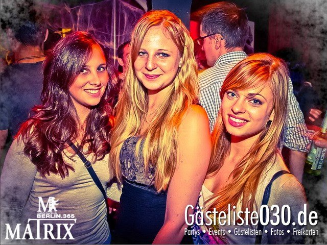 https://www.gaesteliste030.de/Partyfoto #86 Matrix Berlin vom 02.11.2012