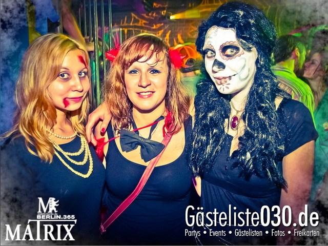 https://www.gaesteliste030.de/Partyfoto #56 Matrix Berlin vom 02.11.2012