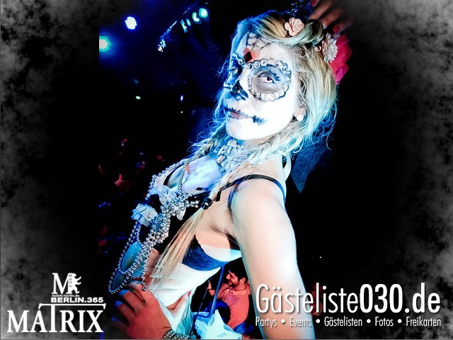 https://www.gaesteliste030.de/Partyfoto #199 Matrix Berlin vom 02.11.2012
