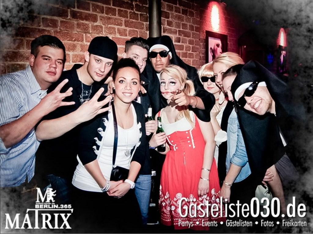 Partyfoto #75 Matrix 02.11.2012 Boo Halloween Party Spooktacular
