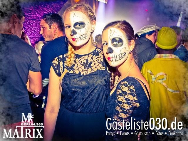 https://www.gaesteliste030.de/Partyfoto #22 Matrix Berlin vom 02.11.2012