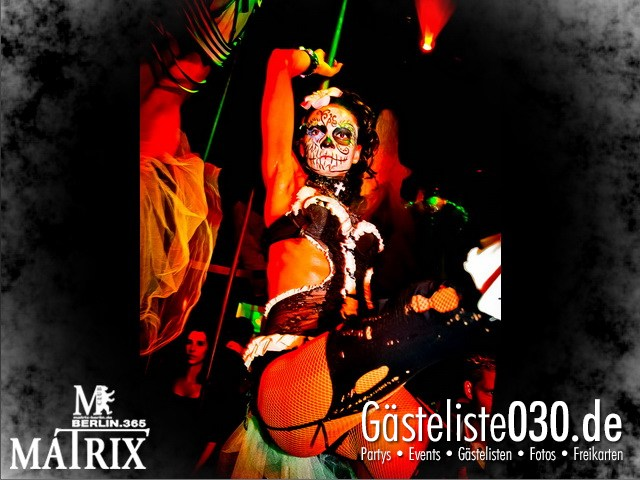 https://www.gaesteliste030.de/Partyfoto #185 Matrix Berlin vom 02.11.2012
