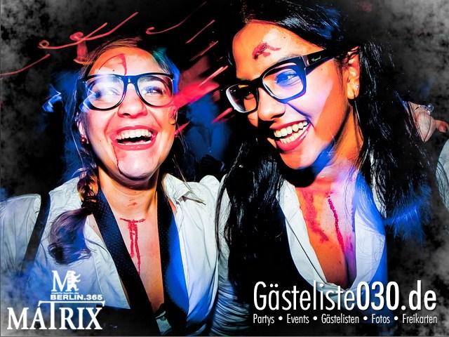 https://www.gaesteliste030.de/Partyfoto #20 Matrix Berlin vom 02.11.2012