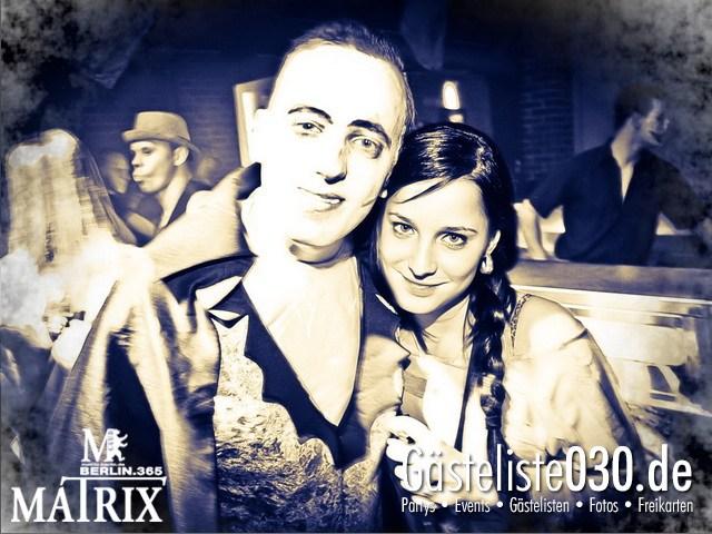 https://www.gaesteliste030.de/Partyfoto #50 Matrix Berlin vom 02.11.2012