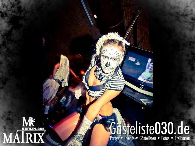 https://www.gaesteliste030.de/Partyfoto #109 Matrix Berlin vom 02.11.2012