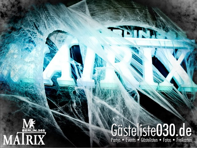 https://www.gaesteliste030.de/Partyfoto #34 Matrix Berlin vom 02.11.2012