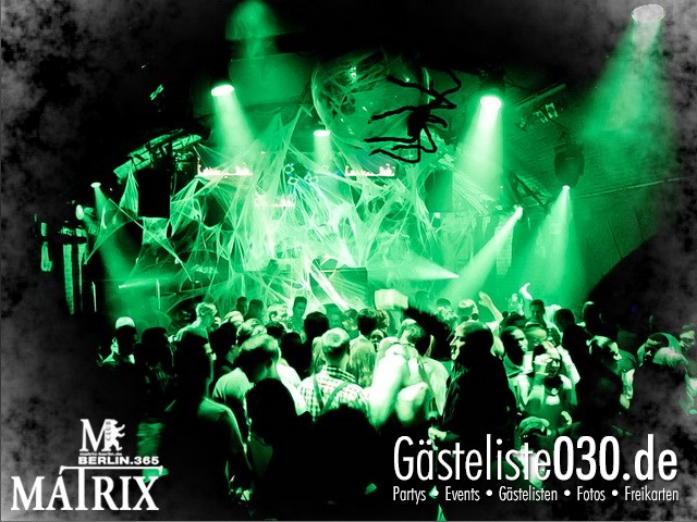 https://www.gaesteliste030.de/Partyfoto #100 Matrix Berlin vom 02.11.2012
