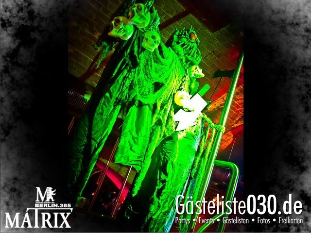 https://www.gaesteliste030.de/Partyfoto #126 Matrix Berlin vom 02.11.2012