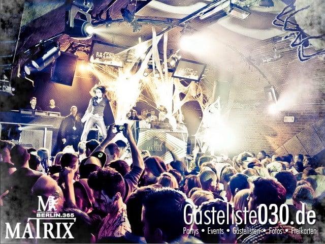 https://www.gaesteliste030.de/Partyfoto #7 Matrix Berlin vom 02.11.2012