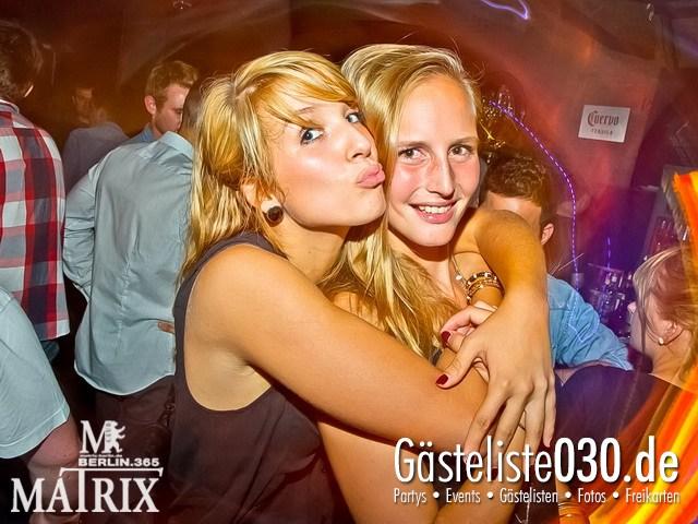 https://www.gaesteliste030.de/Partyfoto #12 Matrix Berlin vom 12.09.2012
