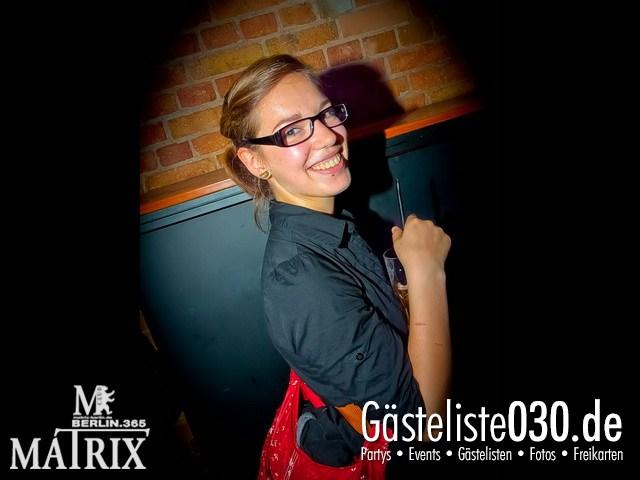 https://www.gaesteliste030.de/Partyfoto #33 Matrix Berlin vom 12.09.2012