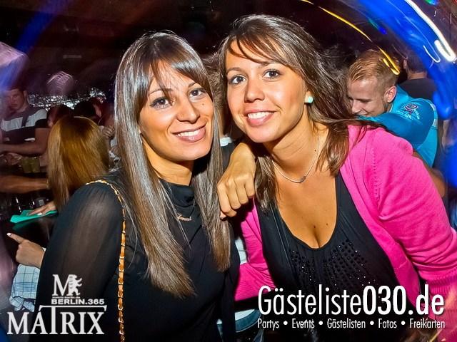 https://www.gaesteliste030.de/Partyfoto #18 Matrix Berlin vom 12.09.2012